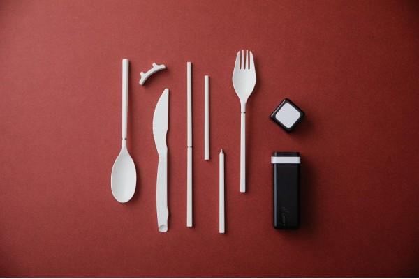 S+Cutlery 環保歐應餐具 瓷白