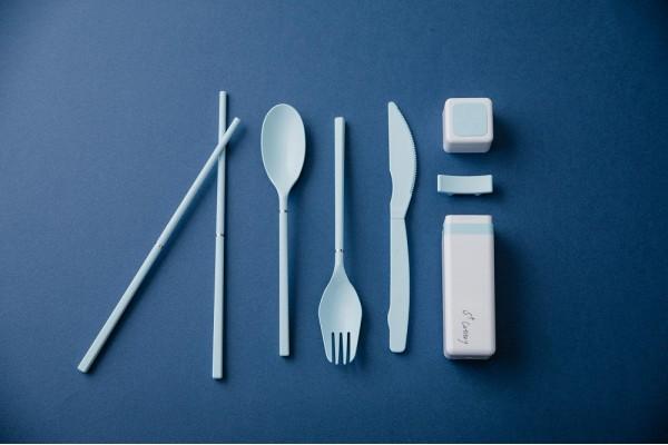 S+Cutlery 環保歐應餐具 蔚藍